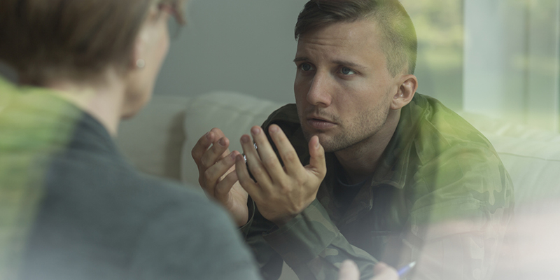 Blog-The Rise in U.S. Military Suicides Why