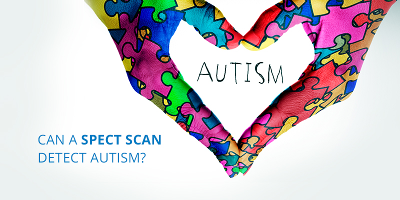 Autism Study SPECT Scan