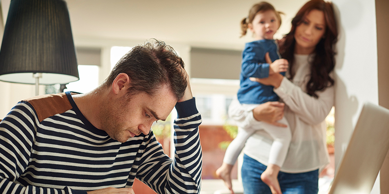 Blog-Does Dad's Depression Affect Children