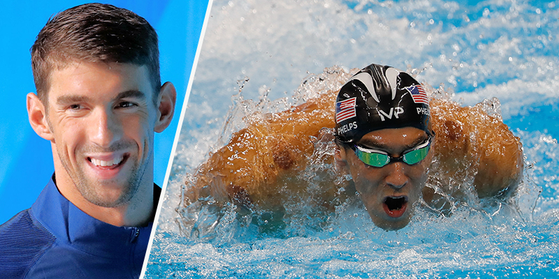 Blog-Michael Phelps Gets Real About His Depression & Suicidal Thoughts