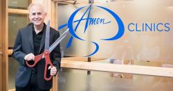 Amen Clinics Ribbon Cutting_CHI