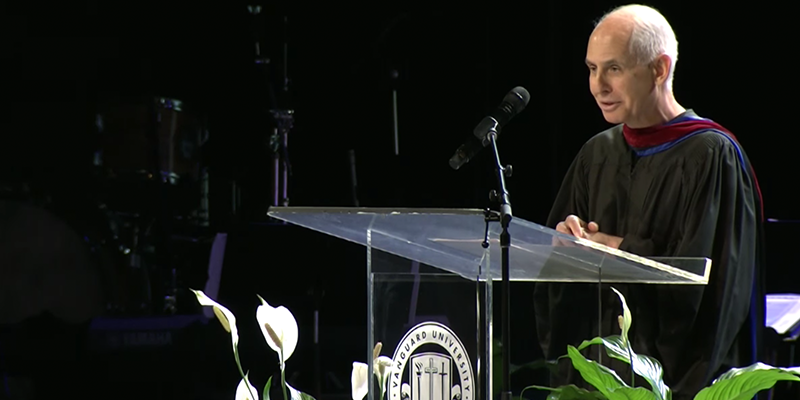 Blog-Dr. Daniel Amen Vanguard Commencement