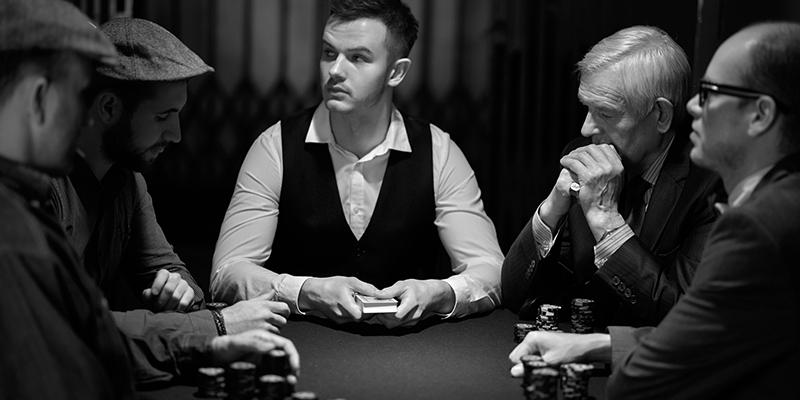 Gambling in Seniors