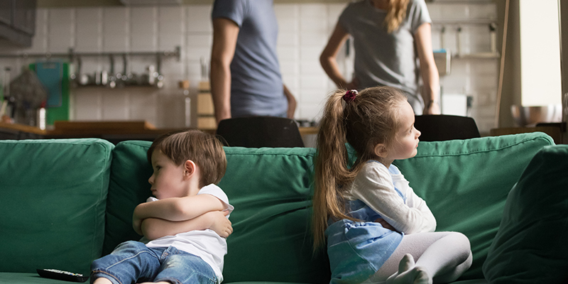 Why Does My Child Have Behavioral Problems
