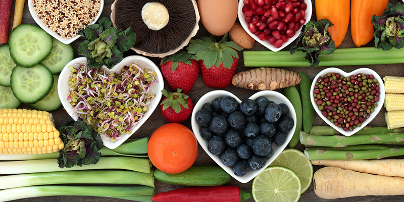 Food: What's Healthy? What's Not?