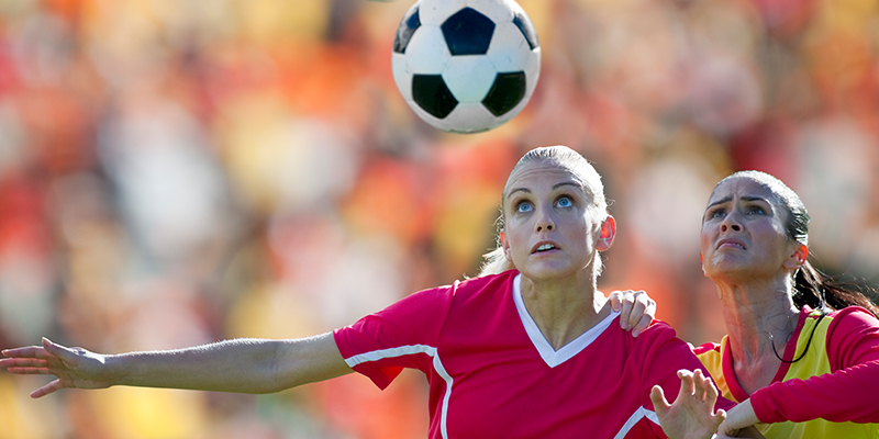 Women's Soccer Stars to Participate in New CTE Study