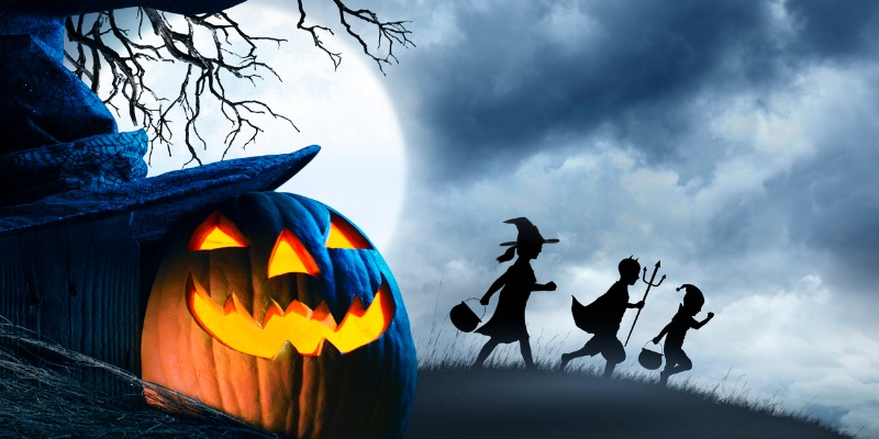 Do You Have Samhainophobia, the Fear of Halloween?