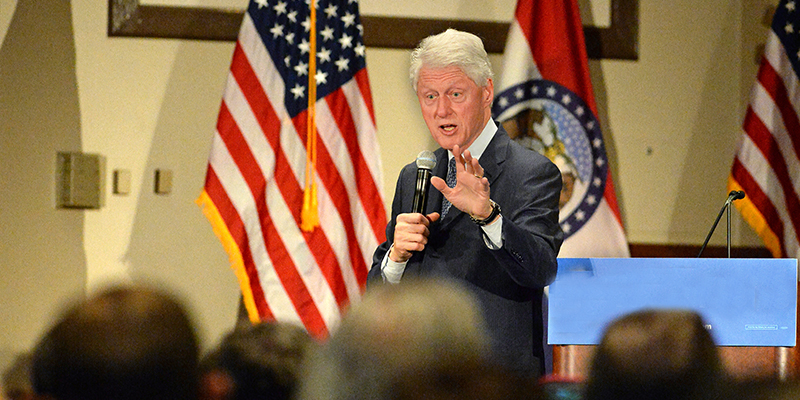 Bill Clinton Blames White House Affair on Anxiety: 10 Smarter Ways to Deal with Stress