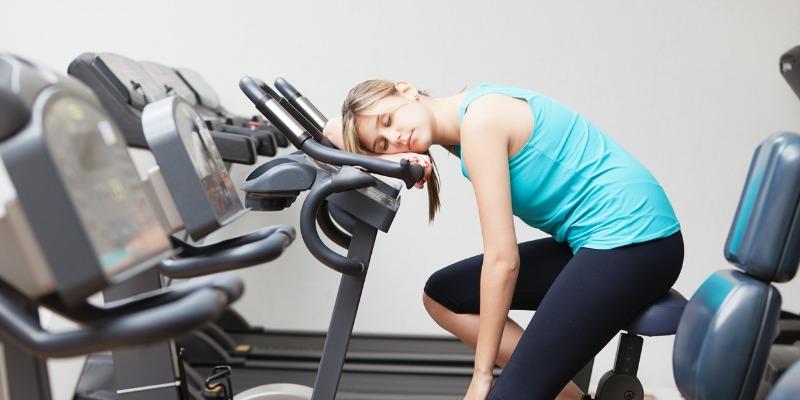4 Ways Poor Sleep Can Sabotage Fitness Goals