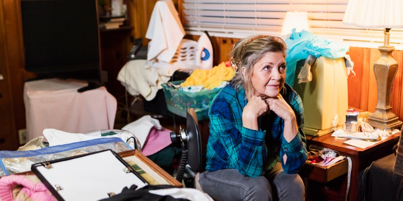 How to Tell if You're a Hoarder