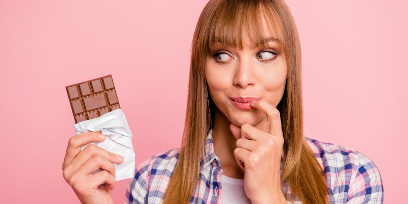 When You're in Crisis, Don't Eat All the Chocolate
