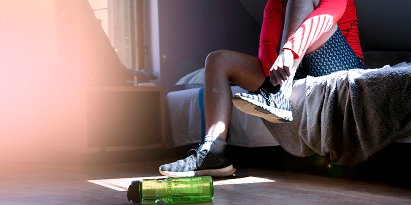 Waking Up to the Pandemic Sleep and Mental Health for the Athlete