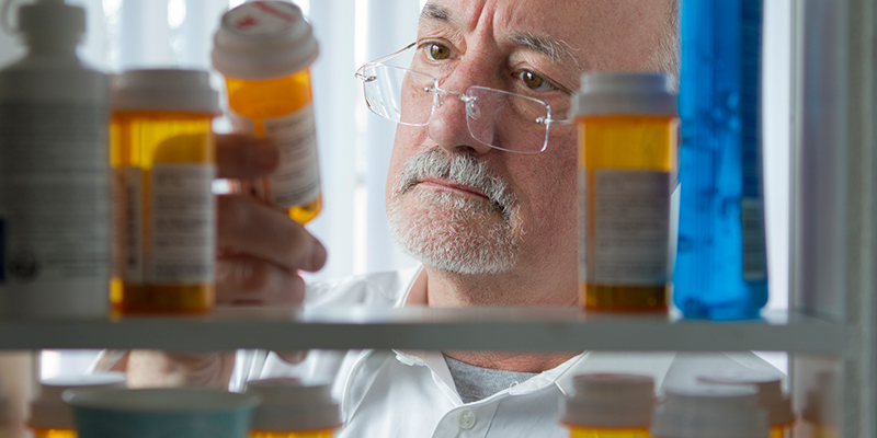 Memory Loss Is Your Medicine Cabinet to Blame