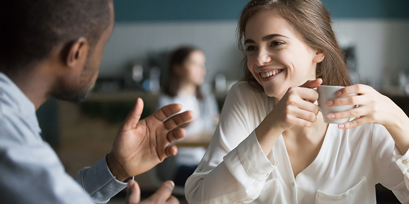 Learning the art of listening is the key to better communication that will help all of your relationships.