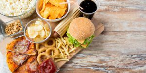 foods that contribute to memory problems