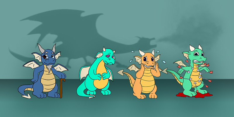 Dragons from the Past