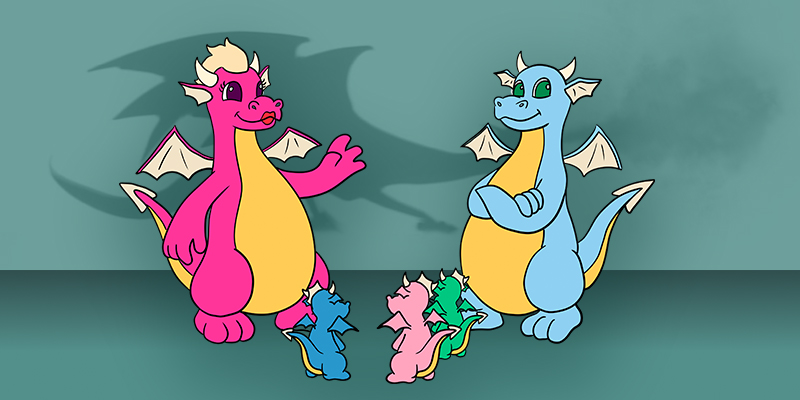 They, Them, and Other Dragons
